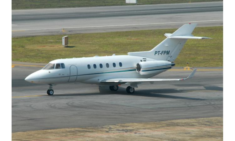 Aviões Hawker  Hawker 850XP BEECHCRAFT